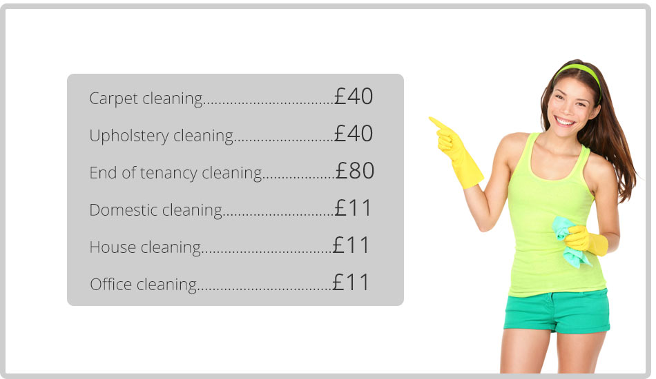The Best Deals on Carpet Cleaning Service in NW10